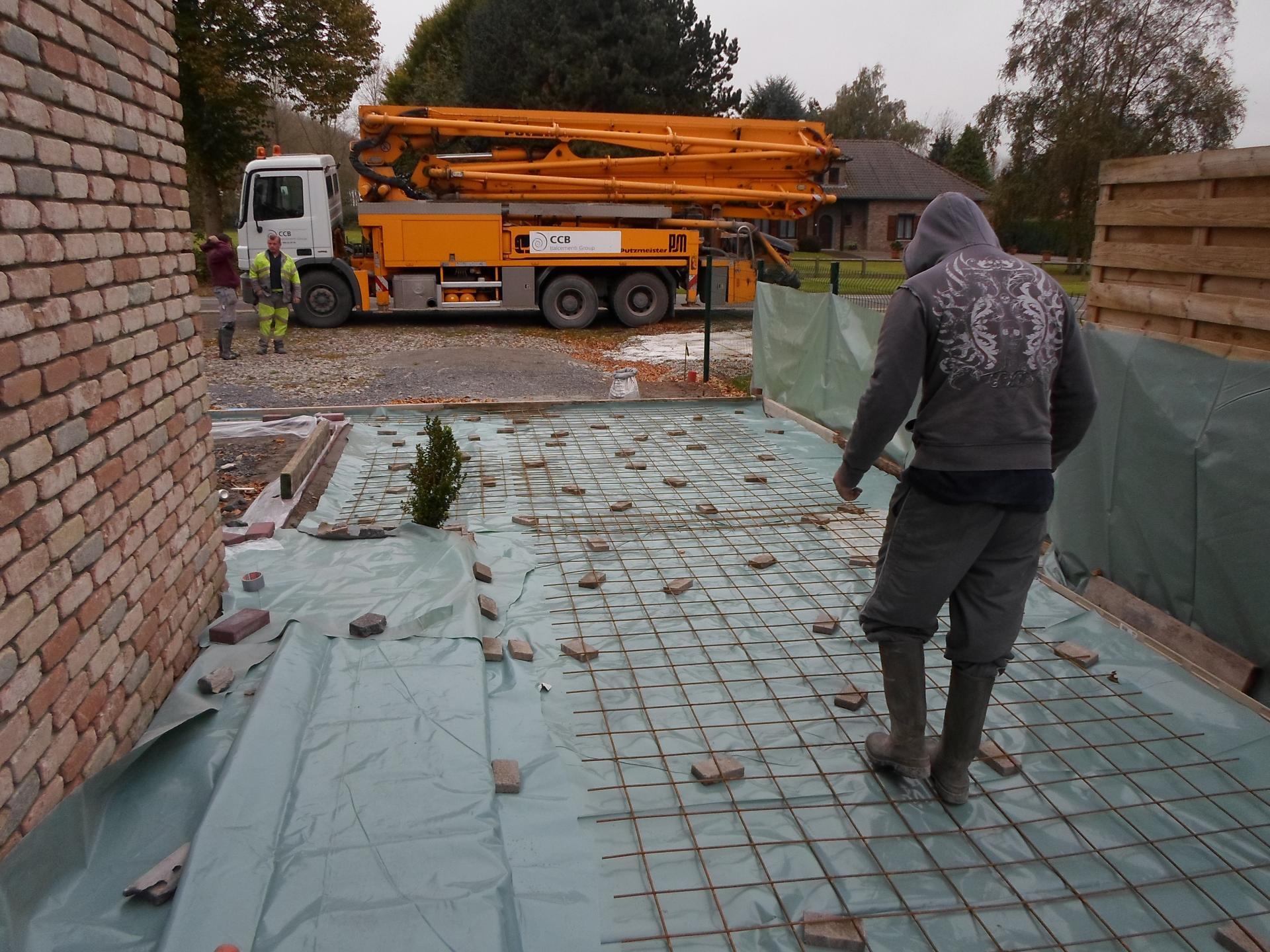 Prix terrasse beton imprime modeles de beton imprim for Prix du beton cellulaire au m2